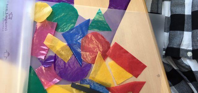 Projektwoche Kunst&Mathematik